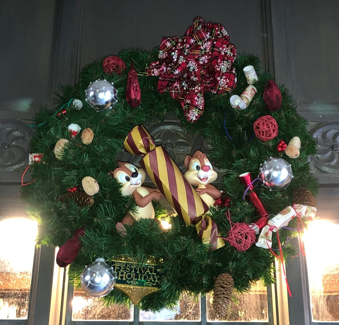 Chip 'n' Dale's Christmas Tree Spree Scavenger Hunt