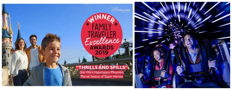 Disneyland Paris Wins Family Travel Excellence Award!