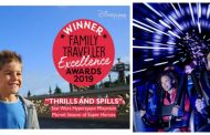 Disneyland Paris Wins Family Travel Excellence Award!