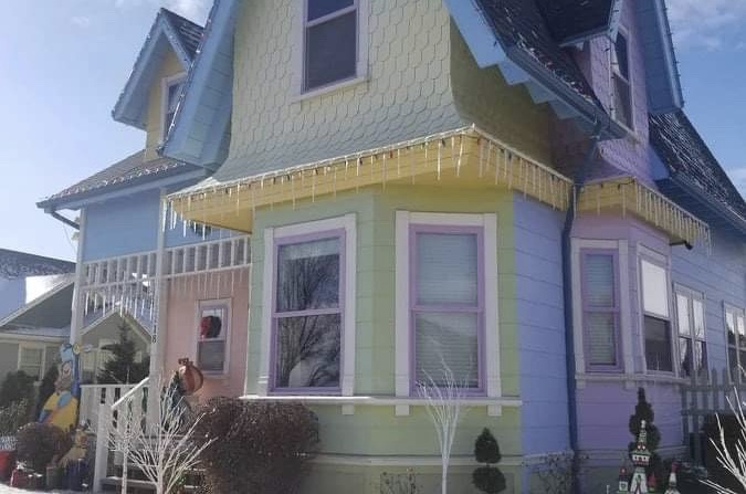 "You Now Can Visit ""The Real 'Up' House"""