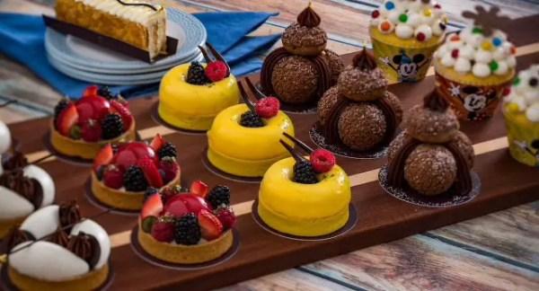 Take a Peek at Disney's Riviera Resort 'Bar Riva' and 'Le Petit Cafe' Menus 1