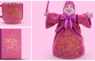 Final Disney Wisdom Collection Features The Fairy Godmother