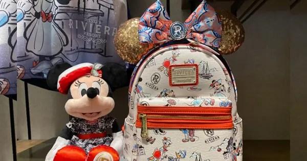 Elegant New Disney's Riviera Resort Merchandise Has Arrived