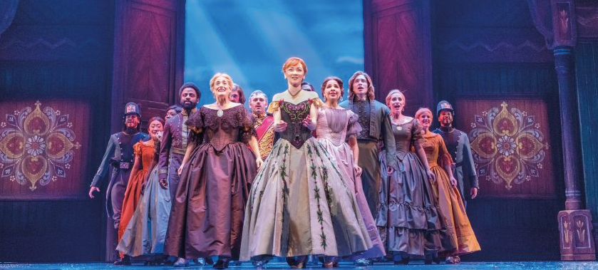 """Cast from the National Tour of  Disney's """"Frozen"""" to perform live during the 2020 Rose Parade"""