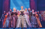 "Cast from the National Tour of Disney's ""Frozen"" to perform live during the 2020 Rose Parade"