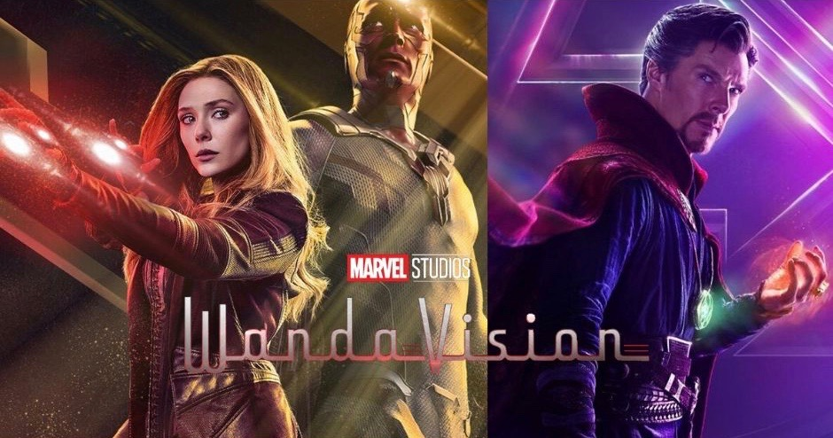 Doctor Strange Rumored to Appear in New 'WandaVision' Series Coming to Disney+