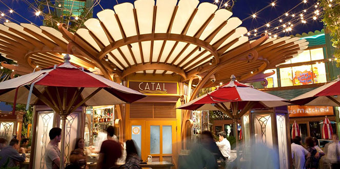 Catal Restaurant Will Host Special Holiday Dinners This Season