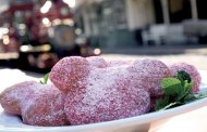 Candy Cane Beignets Return to the Disneyland Resort