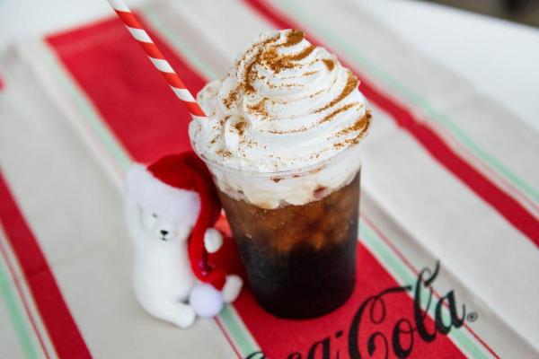 Spice Up the Season With a Coca-Cola Cinnamon Cocktail