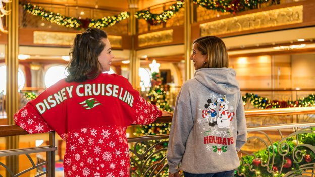 New Disney Cruise Line Holiday Merchandise