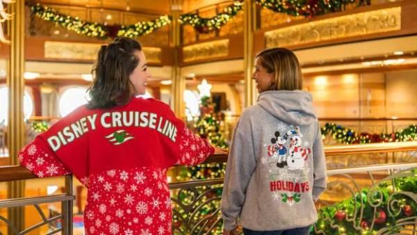 New Disney Cruise Line Holiday Merchandise 1