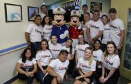 Disney Cruise Line Crew Members Spread Holiday Cheer Around The World!