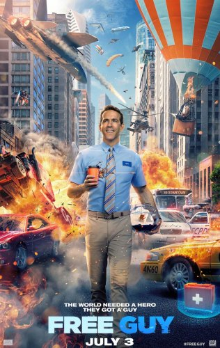 Ryan Reynolds stars in Adventure Comedy 'Free Guy' 1