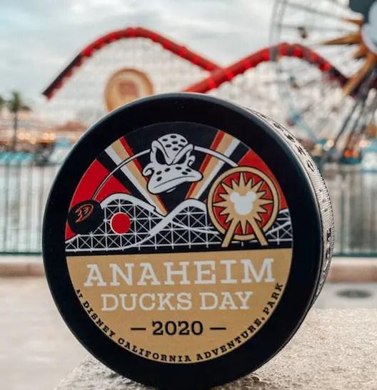 Anaheim Ducks Day Merchandise Coming To Disney California Adventure 1