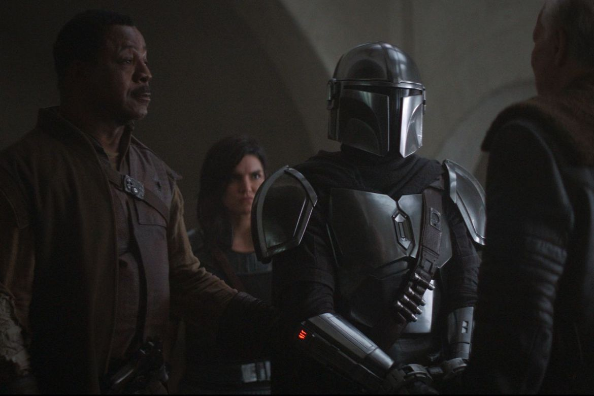 "Carl Weathers From ""The Mandalorian"" Thanks Fans"