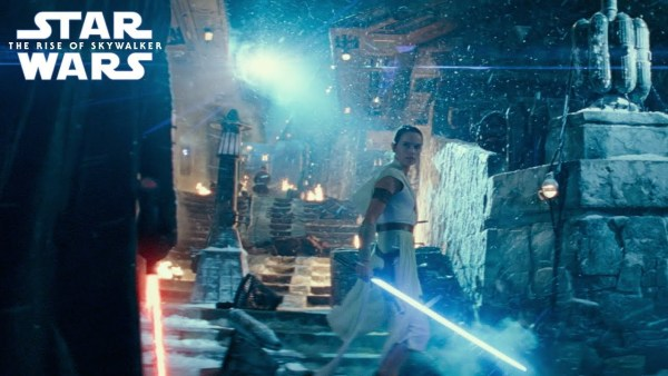 Disney and the Epilepsy Foundation Partner to Share 'Star Wars: The Rise of Skywalker' Photosensitivity Warning 1