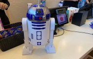 New R2-D2 Popcorn bucket/sipper now available at AMC Theaters in Disney Springs