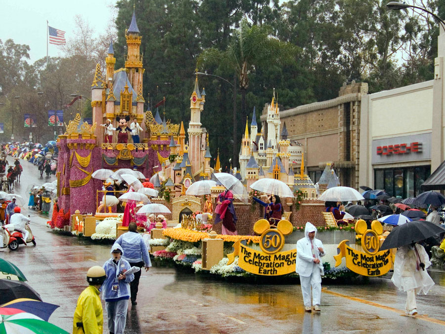 New Mid-Parade Performance Happening During the 2020 Rose Parade