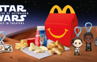 Star Wars Happy Meal Toys Have Landed At McDonald's