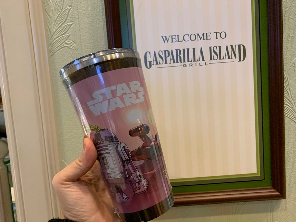 New Star Wars Refillable Mug has Landed at Walt Disney World