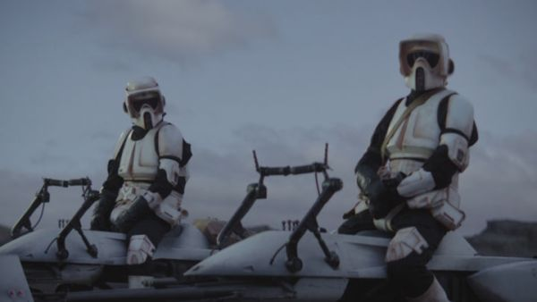 Star Wars Fans Love to Hate and Hate to Love the Surprise Cameos in 'The Mandalorian' Finale 1