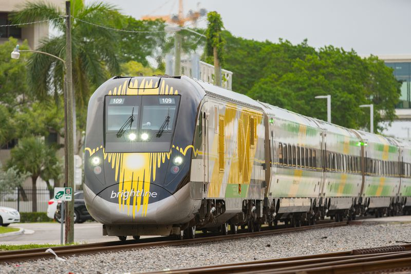 Possible Train Station at Disney World in Advanced Negotiations