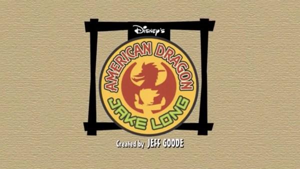 American Dragon Disney+