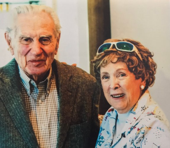Original Tinker Bell Model is Marrying WW II Veteran 1