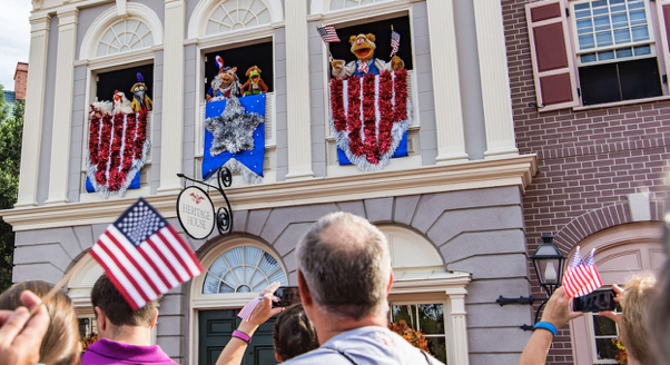 """""""The Muppets Present…Great Moments in American History"""" Will Be Returning to Walt Disney World For a Limited Time"""