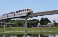 Monorail Schedule Changes Coming to Epcot