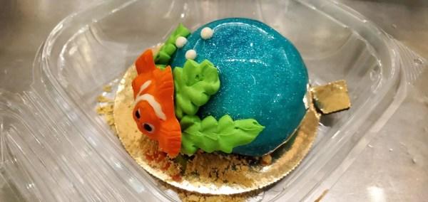 """I'm Nemo"" Cheesecake is Making a Splash Over at Disney's Art of Animation Resort 2"