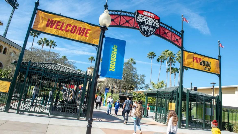 NFL Pro Bowl Week at Walt Disney World