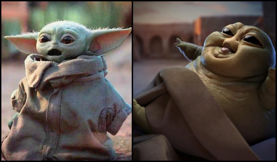 """""""Baby Jabba"""" Concept Art Has Star Wars Fans Excited All Over Again"""