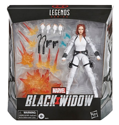 First Look at Black Widow Merchandise Coming Soon 13