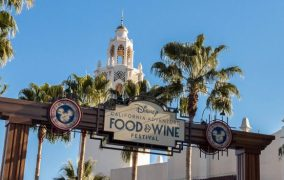 Tickets on Sale for California Adventure Food & Wine Festival