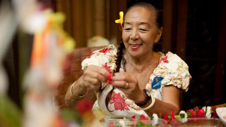 Disney Pays Tribute to Aunty Kau'i in Loving Post
