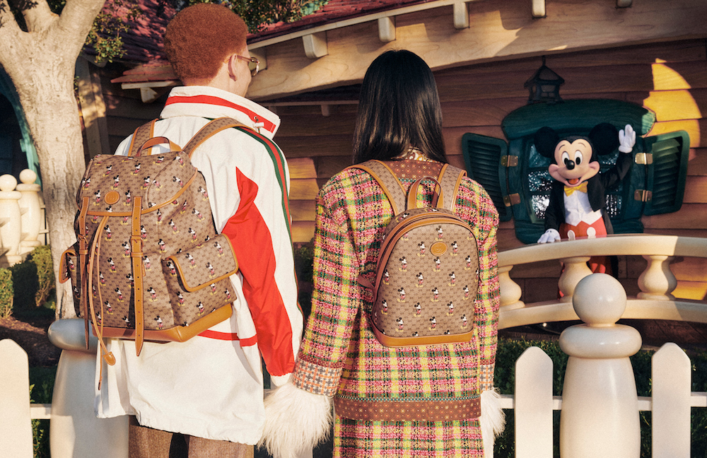 Disney x Gucci Collection Celebrates The Lunar New Year Of The Mouse