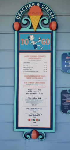 Beaches and Cream Busy? Try the To Go Window! 4