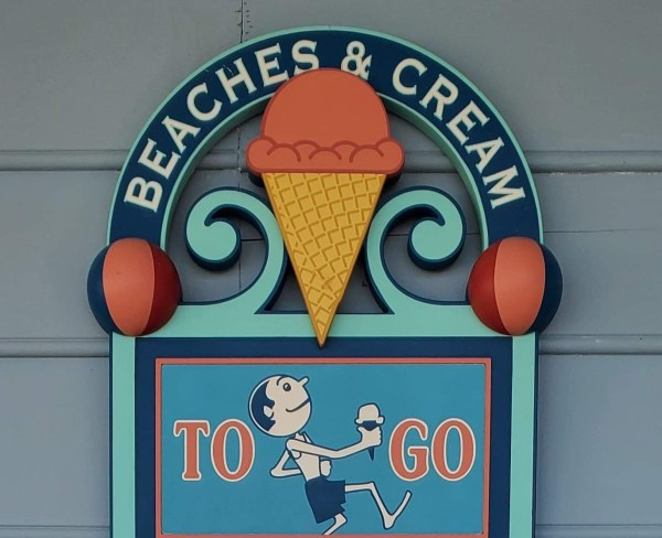 Beaches and Cream Busy? Try the To Go Window! 1
