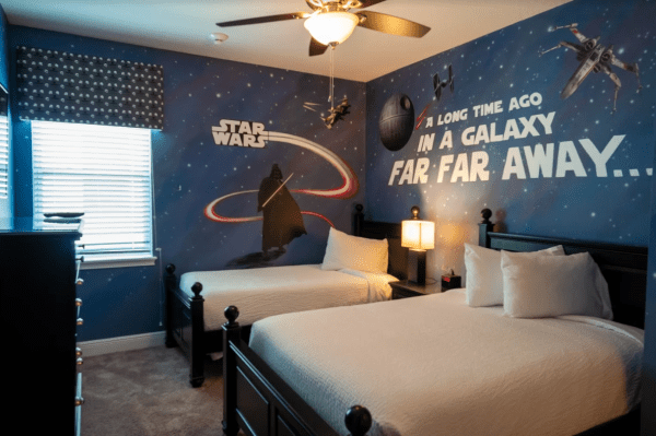 Enjoy a Stay in Disney-Themed Rooms 7