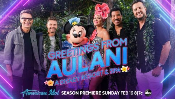 This is American Idol at Disney's Aulani Resort and Spa 1