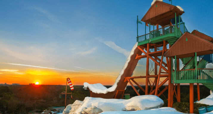 Coldest Temps Of The Season Hit Disney And Forces Water Park Closures