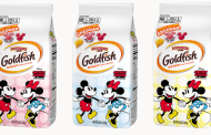 Mickey Goldfish Crackers are back now with Minnie too