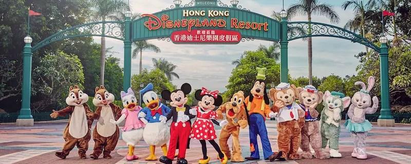 Hong Kong Disneyland Closed due to Coronavirus Threat