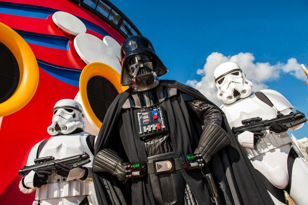 Star Wars Day at Sea Returns to Disney Cruise Line in 2021 1