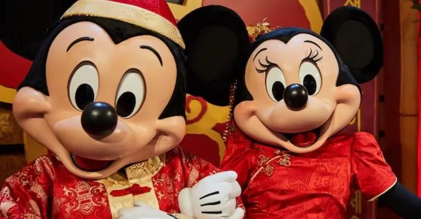 Lunar New Year Eats at Disney California Adventure Park