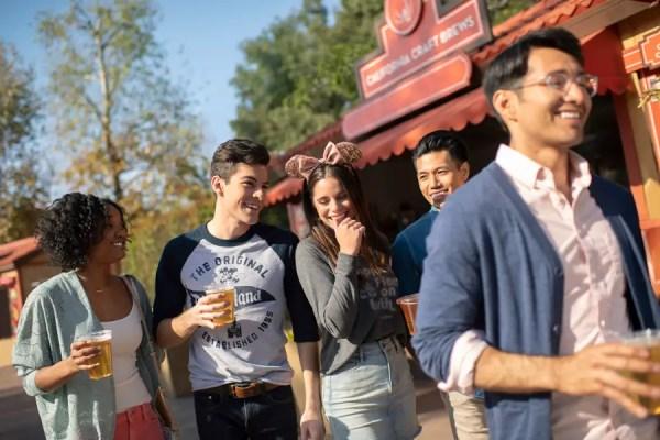 Tickets on Sale for California Adventure Food & Wine Festival 1