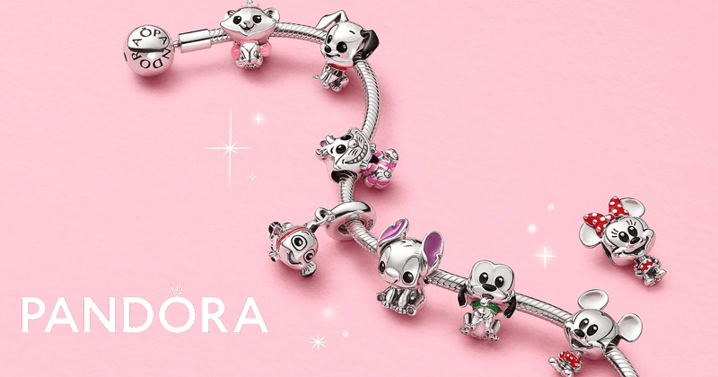 Disney Babies Pandora Charms Bring Cuteness To Style