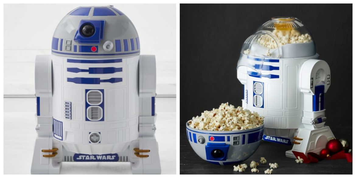 William Sonoma Has an R2-D2 Popcorn Maker