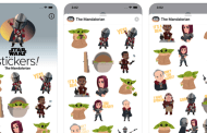 The Mandalorian Stickers Now Available on iOS Devices
